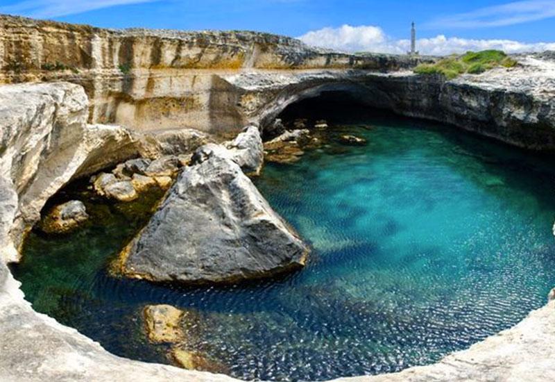 Roca Vecchia E La Grotta Della Poesia Vacanze In Salento
