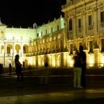 Il Duomo di sera
