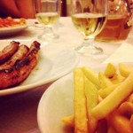 Patatine e Salsiccia